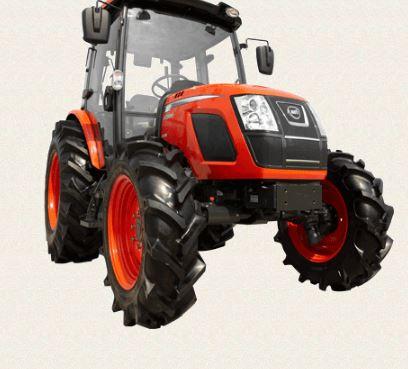 Kioti RX7320 Cab Tractor