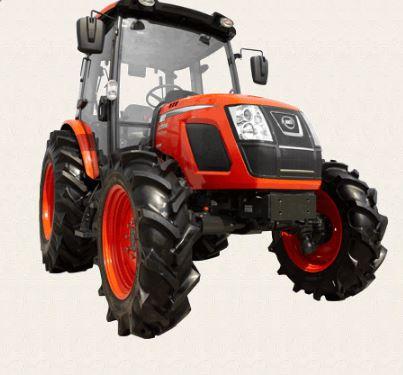Kioti RX7320 PowerShuttle Cab Tractor