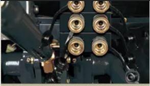 Remote Hydraulic Valves and Joystick