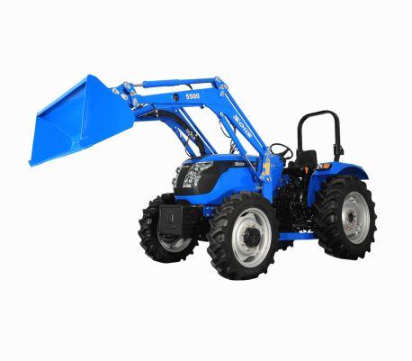 Solis 50 Tractors