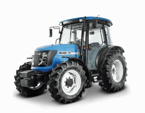 Solis 75 Tractor