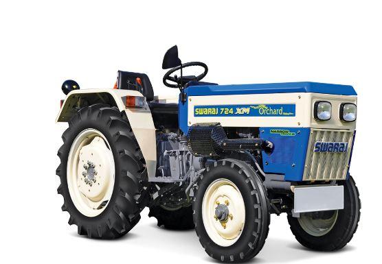 Swaraj 724 XM Orchard NT Tractor