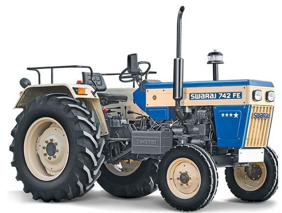 Swaraj 742 FE Tractor Price in India 2020