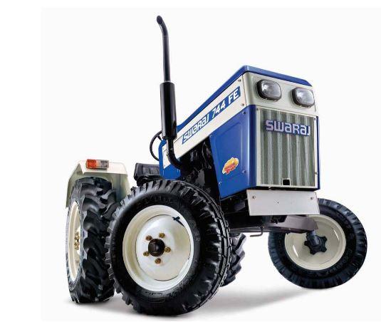 Swaraj 744 FE Potato Xpert Tractor