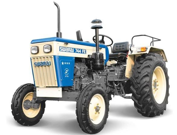 Swaraj 744 FE Tractor Price in India 2020