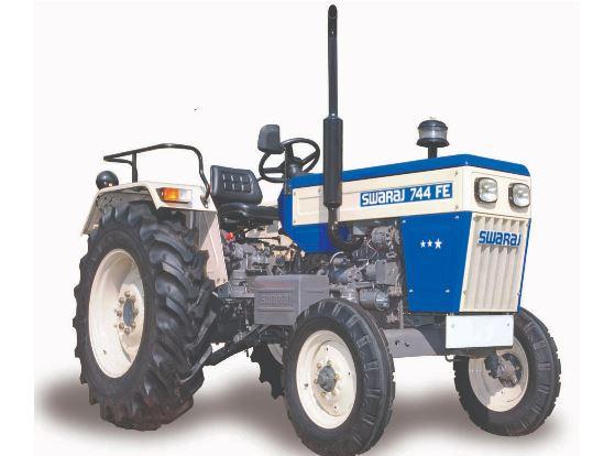Swaraj 744 FE Tractor