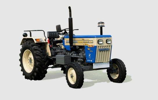 Swaraj 744 XM Tractor Price in India 2020