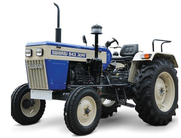 Swaraj 843 XM - OSM Tractor Price in India 2020