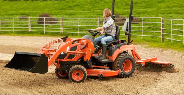 kioti tractor cs series