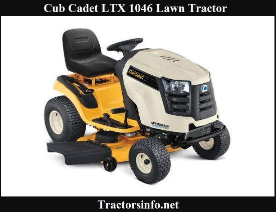 Cub Cadet LTX 1046 Lawn tractor price ,