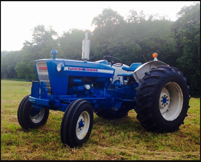 Ford 4000 Tractor Price, Specs, Review