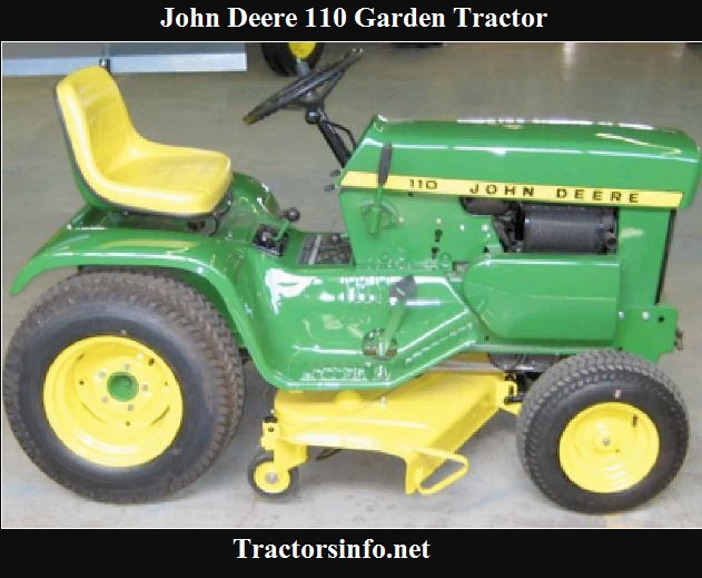 John Deere 110 Price, Specs, Review & Attachments