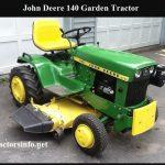 John Deere 140 Price, Specs, Fetaures