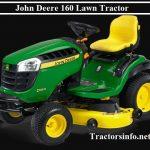 John Deere 160 Price, Parts Specs, Review, Attachments