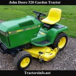 John Deere 320 Price, Specs, Review & Attachments