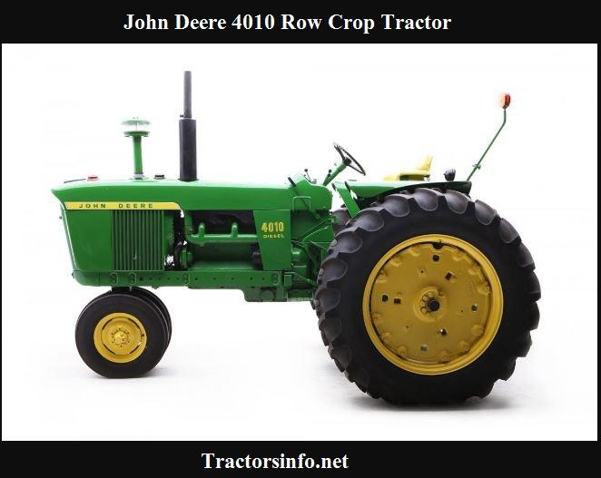 John Deere 4010 Price, Specs, Review & Features