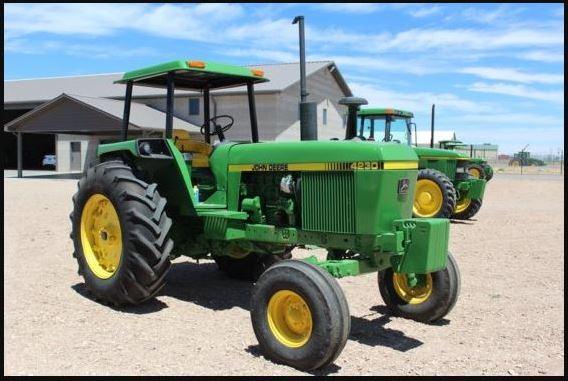 John Deere 4230 Tractor Specs, Price