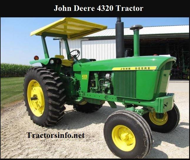 John Deere 4320 Price, Specs, Review