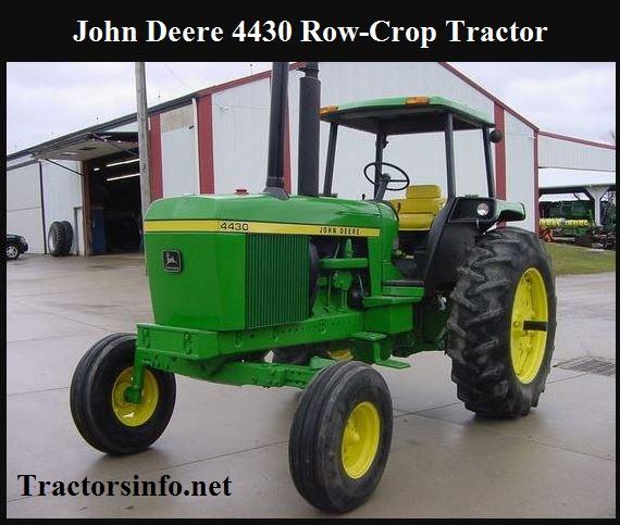 John Deere 4430 Serial Number, Price, Specs & Reviews