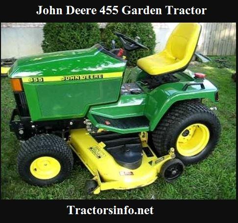 John Deere 455 Price, Specs, Review & Attachments