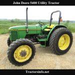 John Deere 5400 Price, Specs, Review & Attachments