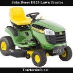 John Deere D125 Price, Specs, Review & Attachments