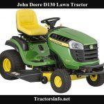 John Deere D130 Price, Specs, Review & Attachments