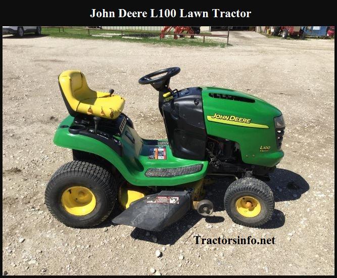 John Deere L100 Price, Specs, Review & Attachments