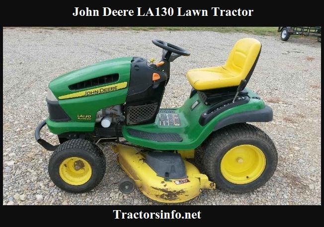 John Deere LA130 Price, Specs, Review & Attachments