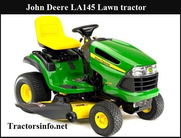 John Deere LA145 Reviews, Price, Specs & Images