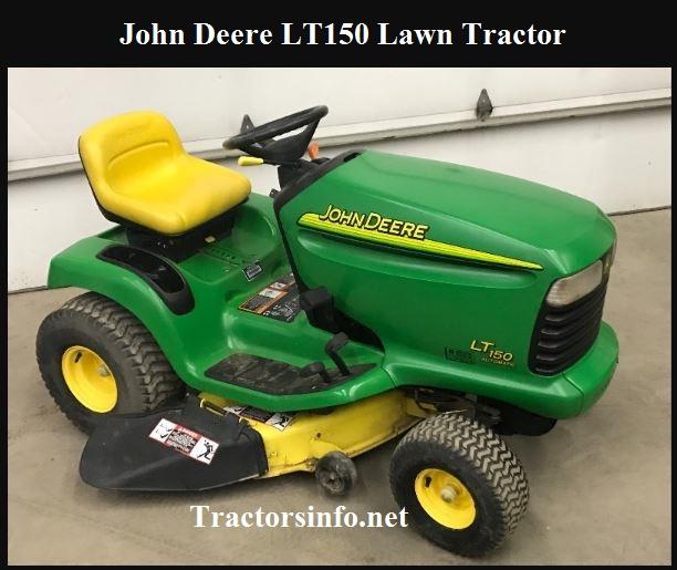 John Deere LT150 Price, Specs, Review & Attachments