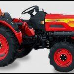 Mahindra Jivo 225 DI 4WD Price in India 2020