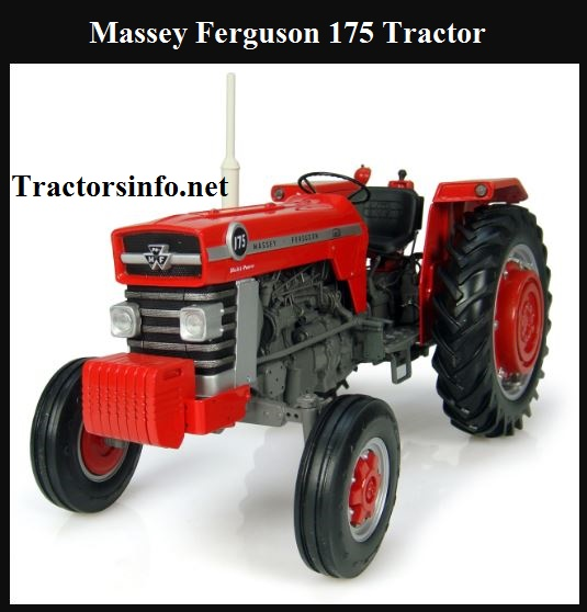 Massey Ferguson 175 Price, Specs, Reviews & Attachments