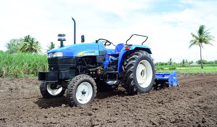 New Holland 4710 Tractor Specification