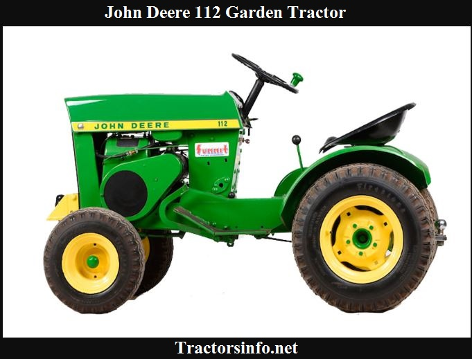 John Deere 112 Price, Specs, Review & Attachments