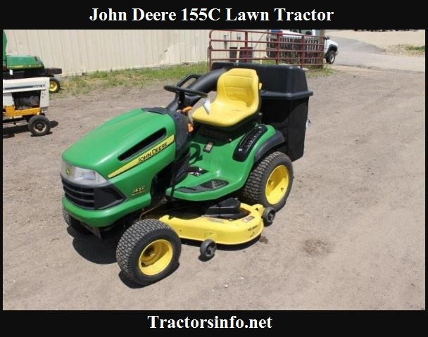 John Deere 155C Review, Specs, Price, Attachments