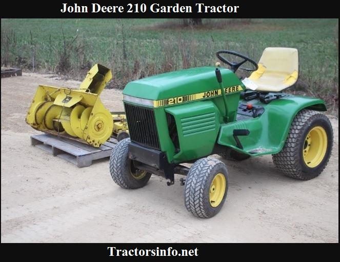 John Deere 210 Reviews, Price, Specs & Attachments