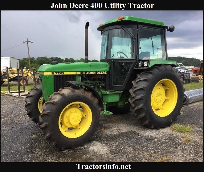 John Deere 2755 Price, Specs & Reviews