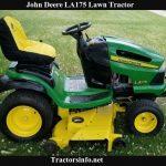 John Deere LA175 New Price, Specs, Reviews & Attachments