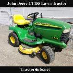 John Deere LT155 Price New, Specs, Reviews & Attachments