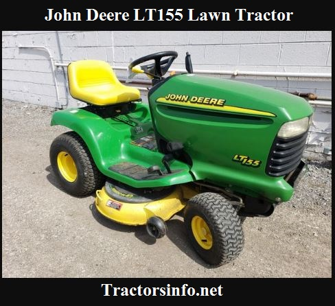 John Deere LT155 Price New, Specs, Reviews & Attachments