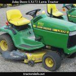 John Deere LX172 Price, Specs, Reviews & Attachments