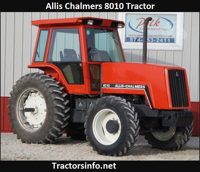 Allis Chalmers 8010 Price