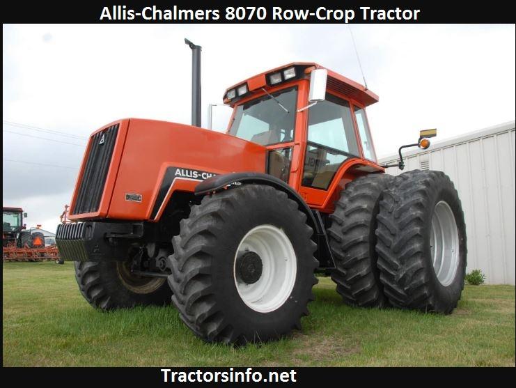 Allis Chalmers 8070 Specs, Price