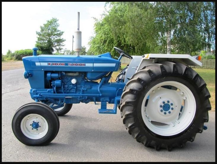 Ford 5000 Price