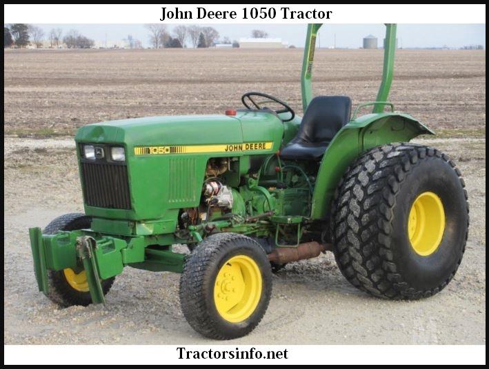 John Deere 1050 4WD Tractor Price, Specs, Review & Lift Capacity