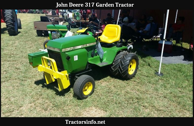 John Deere 317 Price, Specs, Review & Attachments