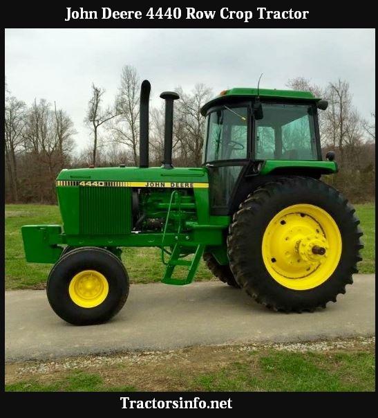 John Deere 4440 Tractor Price, Specs, Reviews & Pictures