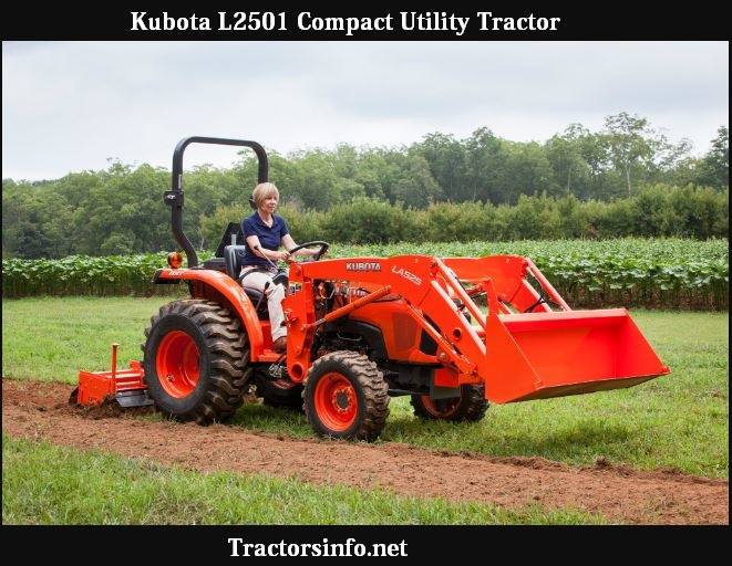 Kubota L2501 Price
