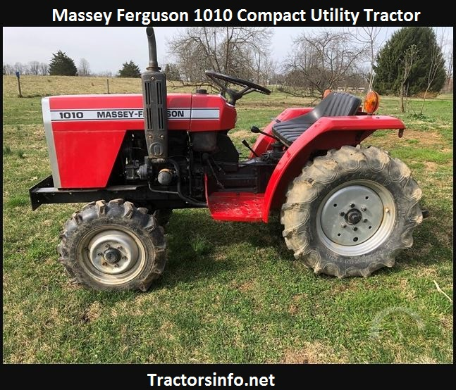 Massey Ferguson 1010 Tractor Price, Specs & Review
